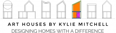 Art Houses by Kylie Mitchell Logo -
