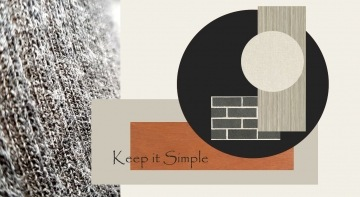 """Keep it Simple""--"